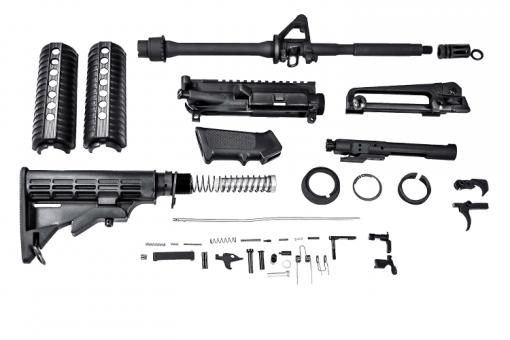 DPMS AP4 Carbine Kit Less Lower Receiver