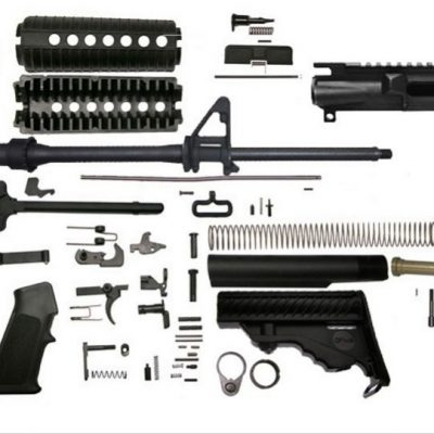DPMS Lite 16″ A3 AR-15 Carbine Kit