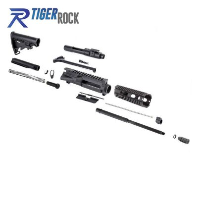 AR 7.62×39 Rifle Kit with 7″ Quad Rail