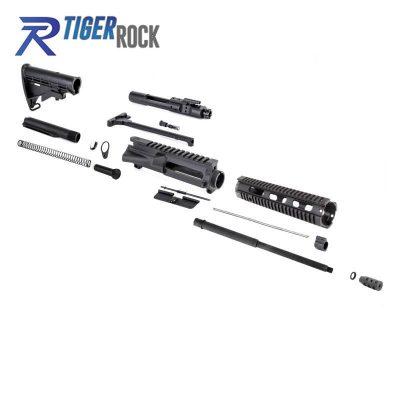AR 7.62×39 Rifle Kit with 10″ Quad Rail