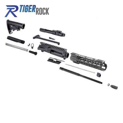 AR 7.62×39 Rifle Kit with 10″ Keymod Super Slim Handguard