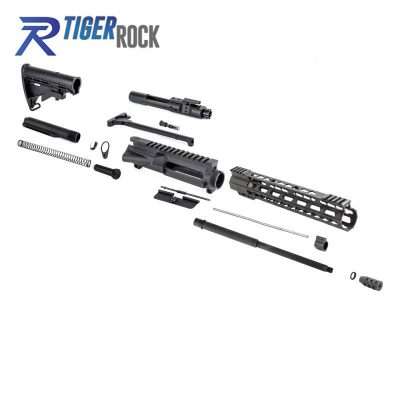 AR 7.62×39 Rifle Kit with 12″ Keymod Super Slim Handguard