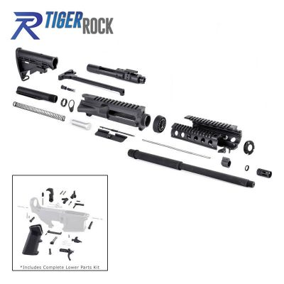 AR 7.62×39 Rifle Kit with LPK and 7″ Free Float Handguard