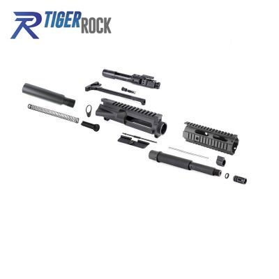 "300 Blackout 7.5"" Pistol Barrel Kit with 7"" Free Float Quad Rail"