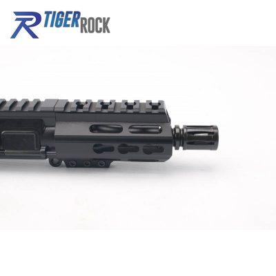 AR 9MM 4.5″ PISTOL LENGTH 1:10 TWIST W / 3.75″ M-LOK HANDGUARD – UPPER ASSEMBLY