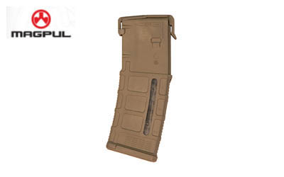 PMAG® 30 AR/M4 GEN M3™ Window, Medium Coyote Tan
