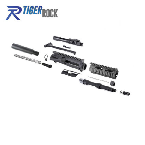 "AR-15 Pistol Kit w/ 7"" Free Float Quad Rail"