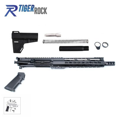 AR-15 Pistol Build Kit with LPK