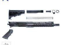 AR-15 10.5″ Pistol Build Kit with LPK
