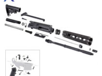 AR-15 Rifle Kit with LPK without BCG