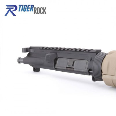 "AR15 5.56 NATO 16"" CARBINE LENGTH 1:9 TWIST W/ 7""  MAGPUL M-LOK FDE HANDGUAD – UPPER ASSEMBLY"