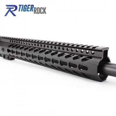AR 9MM 16″ CARBINE LENGTH 1:10 TWIST W/12″ SUPER SLIM KEYMOD HANDGUARD – UPPER ASSEMBLY