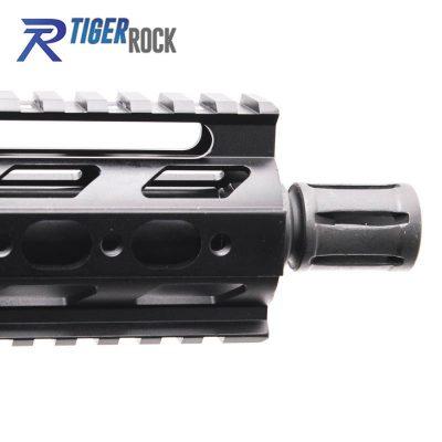 AR-9mm 7.5″ PISTOL LENGTH 1:10 TWIST W/ 7″ SUPER SLIM QUAD RAIL HANDGUARD  – UPPER ASSEMBLY