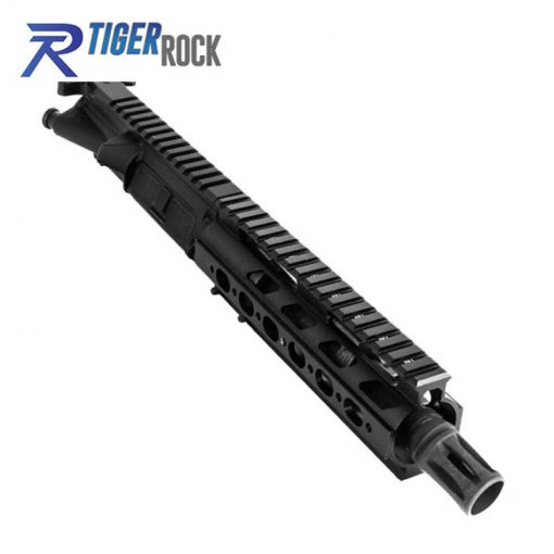 AR15 5.56 NATO 7.5'' PISTOL LENGTH 1:7 TWIST W/ 7'' SUPER SLIM FREE FLOAT HANDGUARD- COMPLETE UPPER