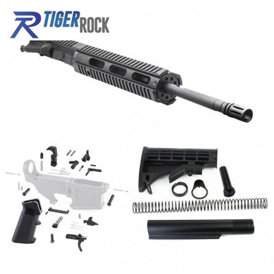 AR-15 Rifle Build Kit with LPK
