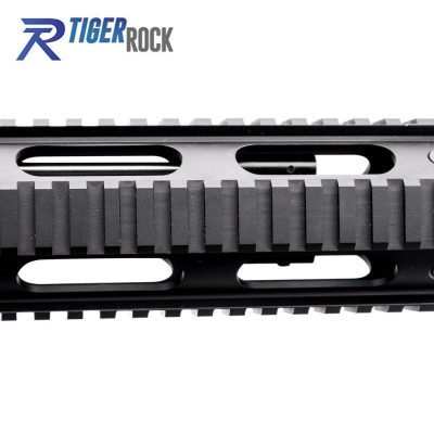AR15 .223 WYLDE 16″ CARBINE LENGTH 1:8 TWIST W/12″ QUAD RAIL HANDGUARD – UPPER ASSEMBLY