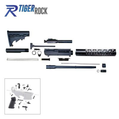 ".308 Rifle Kit 16"" DPMS Style Rifle Kit w/ 12"" Keymod Handguard - Unassembled"