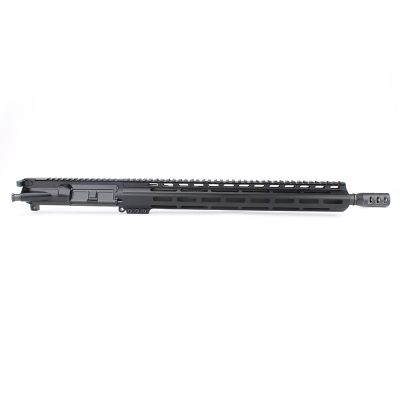 AR .300 BLK 16″ PISTOL LENGTH 1:8″ TWIST W/ 15″ M-LOK HANDGUARD – COMPLETE UPPER