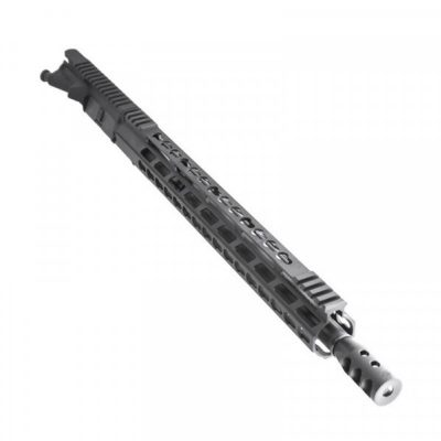 AR .300 BLK 16″ PISTOL LENGTH 1:8 TWIST W/ 15″ HYBRID KEYMOD HANDGUARD – UPPER ASSEMBLY