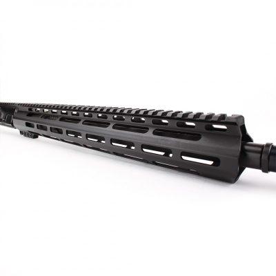 AR .300 BLK 16″ PISTOL LENGTH 1:8 TWIST W/ 12″ M-LOK HANDGUARD – COMPLETE UPPER