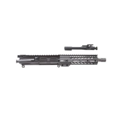 AR .300 BLK 10″ PISTOL LENGTH 1:7 TWIST W/ 7″ M-LOK HANDGUARD – COMPLETE UPPER