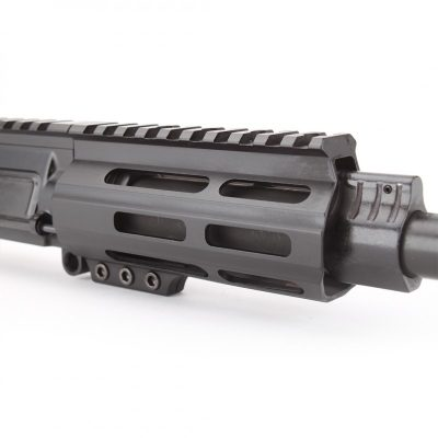 AR .300 BLK 7.5″ PISTOL LENGTH 1:7 TWIST W/ 4.5″ M-LOK HANDGUARD – UPPER ASSEMBLY