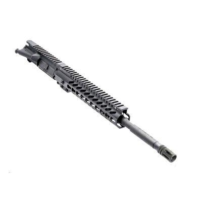 AR 7.62×39 16″ CARBINE LENGTH 1:10 TWIST W/10″ SUPER SLIM KEYMOD HANDGUARD – UPPER ASSEMBLY