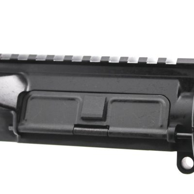 AR .300 BLK 16″ PISTOL LENGTH 1:8 TWIST W/ 12″ QUAD RAIL HANDGUARD – UPPER ASSEMBLY