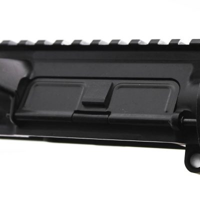 AR .300 BLK 16″ PISTOL LENGTH 1:8 TWIST W/ 16″ QUAD RAIL HANDGUARD – UPPER ASSEMBLY