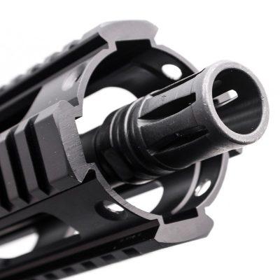 AR 7.62X39 16″ CARBINE LENGTH 1:10 TWIST W/ 16″ QUAD RAIL HANDGUARD – UPPER ASSEMBLY