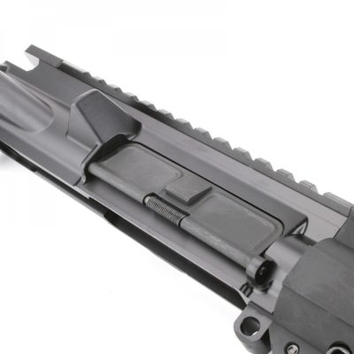 "AR15 5.56 NATO 16"" CARBINE LENGTH 1:9 TWIST W/ 7"" OD GREEN M-LOK HANDGUAD-UPPER ASSEMBLY"