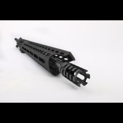 AR15 5.56 NATO 16″ CARBINE LENGTH 1:7 TWIST W/15″ KEYMOD HANDGUARD –  COMPLETE UPPER