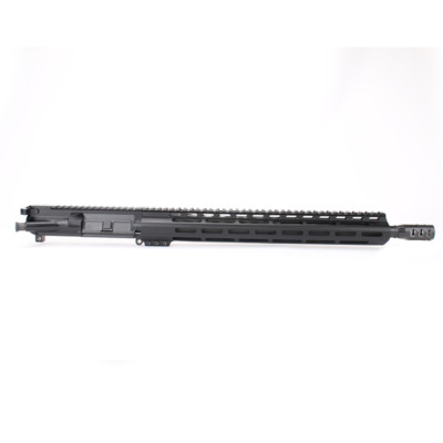 AR 7.62X39 16″ CARBINE LENGTH 1:10 TWIST W/ 15″ M-LOK HANDGUARD – COMPLETE UPPER