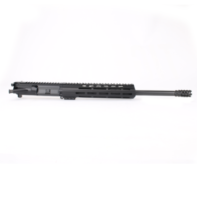 AR15 5.56 NATO 16″ CARBINE LENGTH 1:7 TWIST W/10″ M-LOK USA MADE HANDGUARD – COMPLETE UPPER