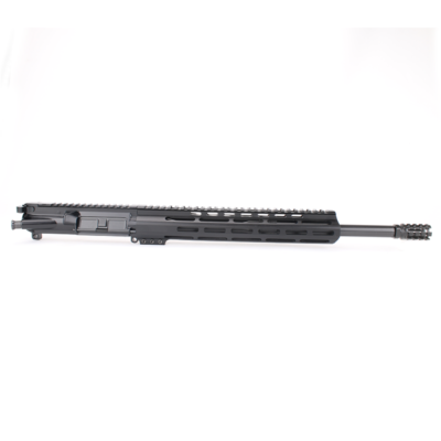 AR15 5.56 NATO 16″ CARBINE LENGTH 1:7 TWIST W/12″ M-LOK USA MADE HANGGUARD – COMPLETE UPPER