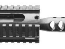 AR .300 BLK 10.5″ PISTOL LENGTH 1:8″ TWIST W/ 10″ QUAD RAIL HANDGUARD – UPPER ASSEMBLY