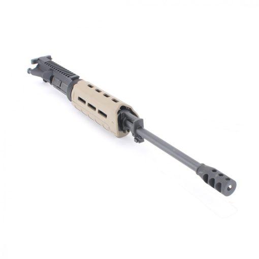 AR15 5.56 NATO 16'' CARBINE LENGTH 1:9 TWIST W/ 7''  MAGPUL M-LOK FDE HANDGUAD - UPPER ASSEMBLY
