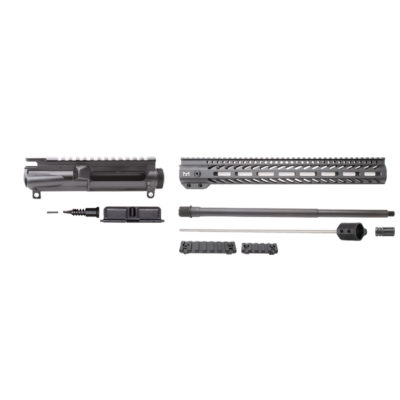 AR 224 VALKRIE 20″ RIFLE LENGTH 1:7 TWIST W/ 15″ M-LOK  HANDGUARD – UPPER ASSEMBLY