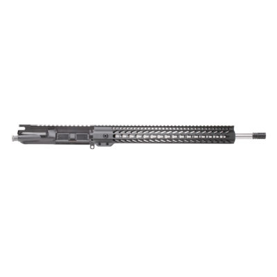 AR 224 VALKRIE 20″ STAINLESS RIFLE LENGTH 1:7 TWIST W/ 15″ KEYMOD HANDGUARD – UPPER ASSEMBLY (NO BCG)