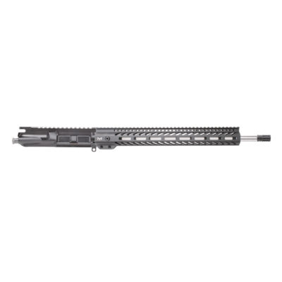 AR 224 VALKRIE 20″ STAINLESS RIFLE LENGTH 1:7 TWIST W/ 15″ M-LOK  HANDGUARD  – UPPER ASSEMBLY (NO BCG)