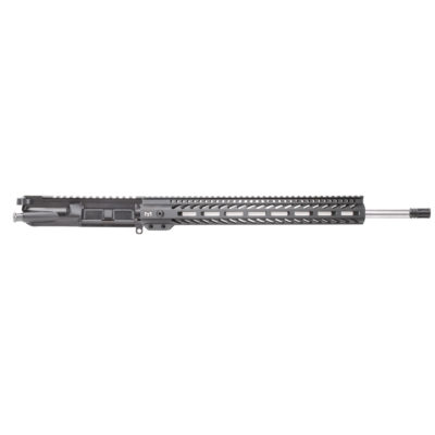 AR 224 VALKRIE 20″ STAINLESS RIFLE LENGTH 1:7 TWIST W/ 15″ M-LOK  HANDGUARD  – COMPLETE UPPER