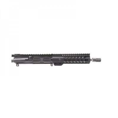 AR .300 BLK 10″ PISTOL LENGTH 1:7 TWIST W/ 7″ KEYMOD HANDGUARD – UPPER ASSEMBLY