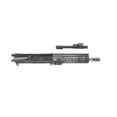 AR .300 BLK 10″ PISTOL LENGTH 1:7 TWIST W/ 7″ KEYMOD HANDGUARD – COMPLETE UPPER