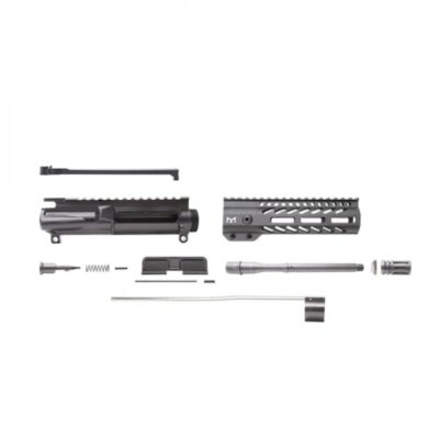 AR .300 BLK 10″ PISTOL LENGTH 1:7 TWIST W/ 7″ M-LOK HANDGUARD – UPPER ASSEMBLY