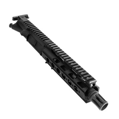 "AR15 5.56 NATO 7.5"" PISTOL LENGTH 1:7 TWIST W/ 7"" SUPER SLIM FREE FLOAT HANDGUARD- COMPLETE UPPER"