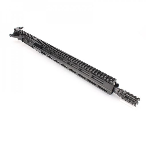 "AR15 5.56 NATO 16"" CARBINE LENGTH 1:8 TWIST W/ 15"" M-LOK HANDGUARD - UPPER ASSEMBLY (NO BCG)"