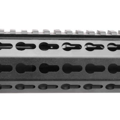 AR15 5.56 NATO16″ CARBINE LENGTH 1:7 TWIST W/16″ KEYMOD HANDGUARD & FLIP UP SIGHTS – UPPER ASSEMBLY