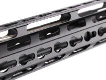 AR15 5.56 NATO 16″ CARBINE LENGTH 1:7 TWIST W/ SIDE CHARGING UPPER – COMPLETE UPPER