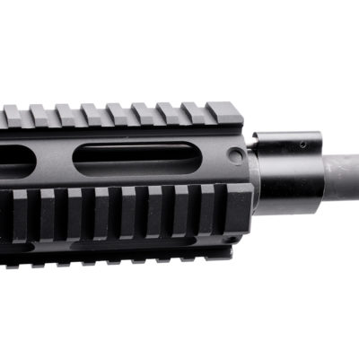 AR15 5.56 NATO 16″ CARBINE LENGTH 1:7 TWIST W/ 7″ QUAD RAIL HANDGUARD – COMPLETE UPPER