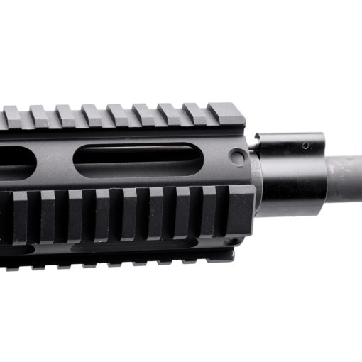 "AR15 5.56 NATO 16"" CARBINE LENGTH 1:7 TWIST W/ 16"" QUAD RAIL HANDGUARD - COMPLETE UPPER"